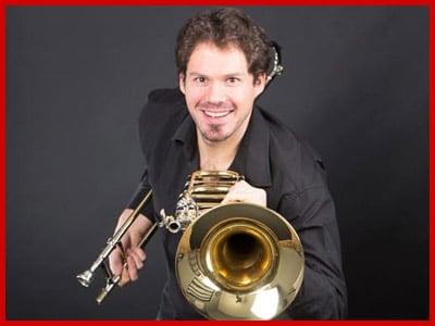 Profesor Trombón Bajo José isla