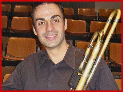 Profesor Trombón Juan Manuel Real