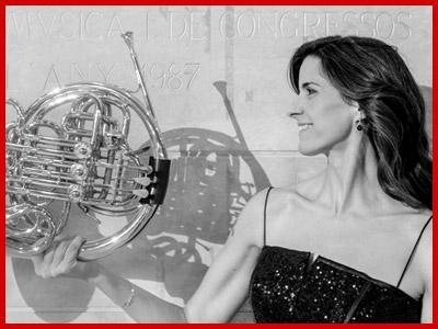 Profesora Trompa María Rubio