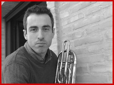 Profesor Trombón bajo - Vicente Boix