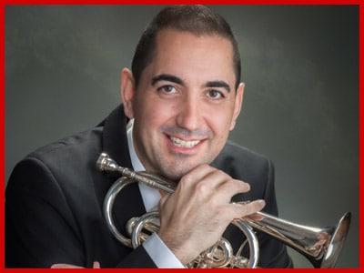 Salvador Ibáñez. Profesor Trompeta