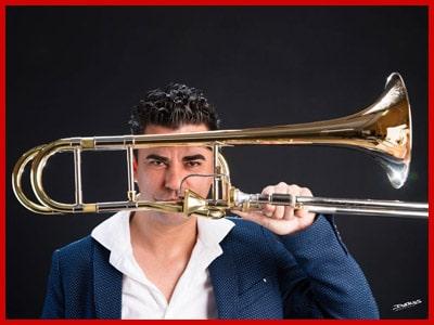 Profesor de Trombón Félix García